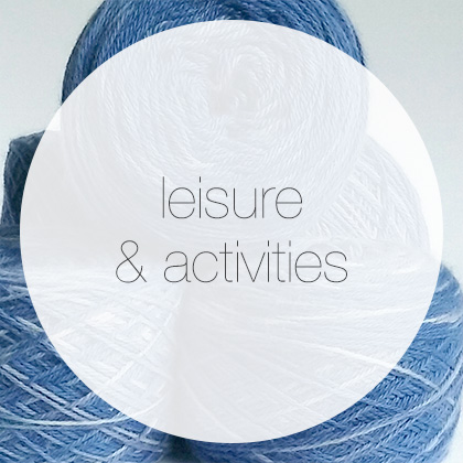 Subscribe to Felt Leisure & Activities emails!