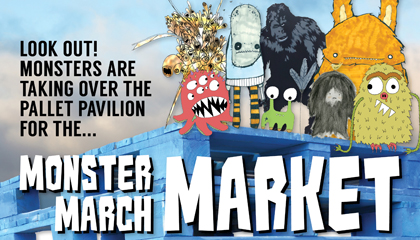 Monster March Market Lost and Found