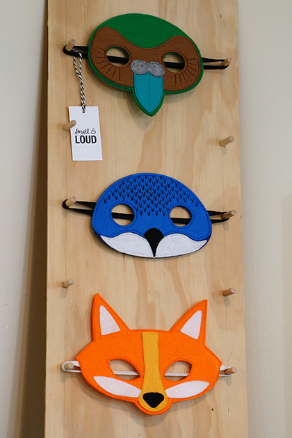 Small_Loud-masks-on-display blog