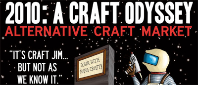 2010: A Craft Odyssey, Saturday 28 November, Palmerston North