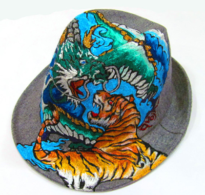 avoir tiger vs dragon fedora