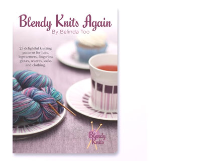 Cover of Blendy Knits Again