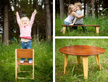 Hebe children's furniture by CMC Design