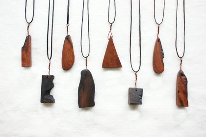 Cobredera pendants