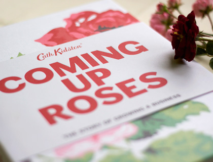 Coming Up Roses – Cath Kidson with Sue Chidler