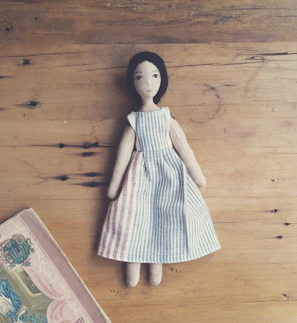 Empowerment Doll by Conscious Cottage Dolls