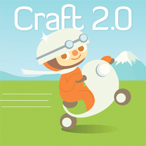 Craft 2.0, 10am–3pm, Saturday 23 April, Wellington