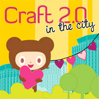 Craft 2.0 in the City poster