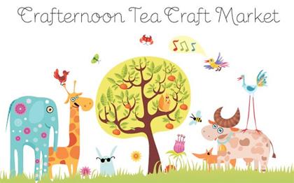 Crafternoon Tea, Saturday 16 July, Auckland