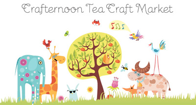 Crafternoon Tea, Saturday 19 June, Kingsland