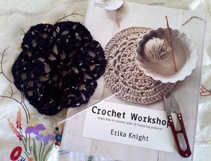Cover of Crochet Workshop by Erika Knight