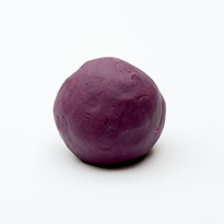 Natural Play Dough – Luxury Grape by Dough Queen