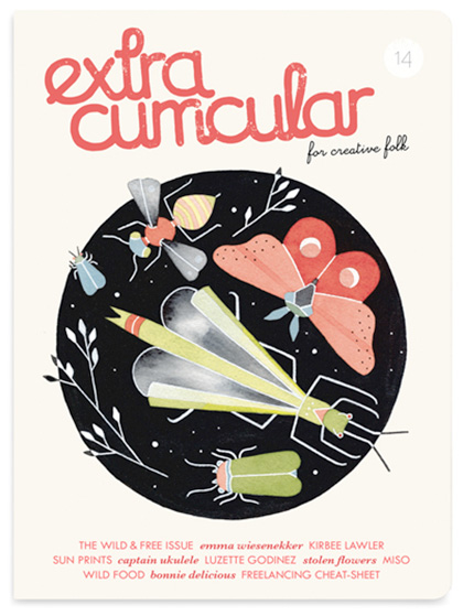 Extra Curricular 14 – order your copy now!