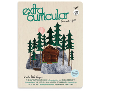 Extra Curricular issue 10 cover image
