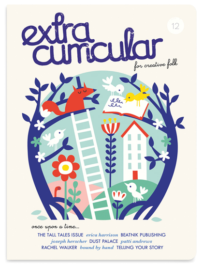 Extra Curricular, issue 12