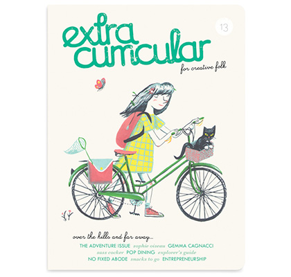Extra Curricular magazine Issue 13