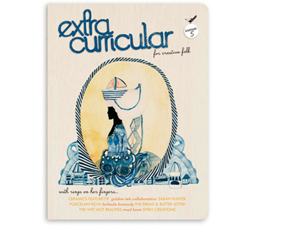 Pre-order your copy of Extra Curricular issue #5 now!