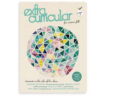 Extra Curricular 7 – available for pre-order now