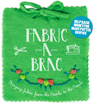 Fabric-a-brac, Saturday 19 June, Wellington