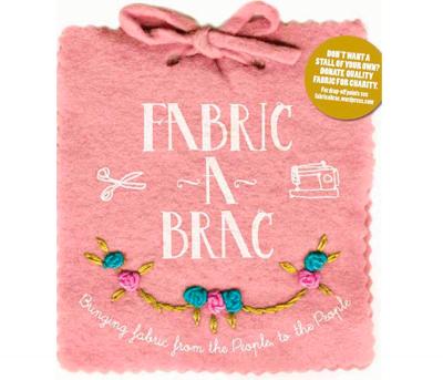Fabric-a-brac, Saturday 13 November, Wellington