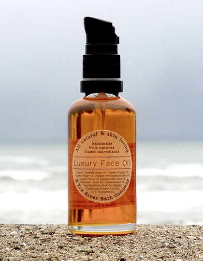 Luxury Face Oil by Fox River Bath Company