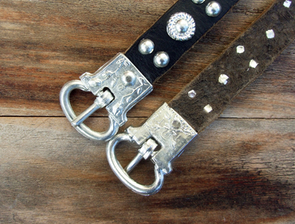 handcastpewter buckles and belt mounts