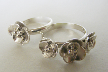 juliamarin poppy rings