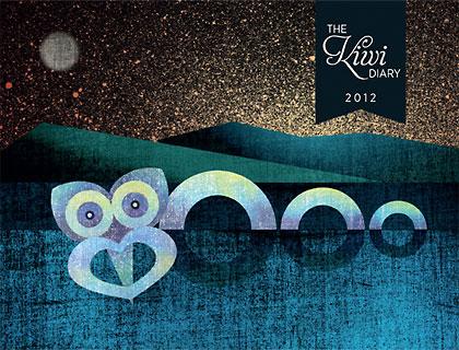 The Kiwi Diary 2012