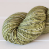 Kowhai Leaves Merino 4ply by Knitcola