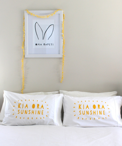 littlelane cushions and print