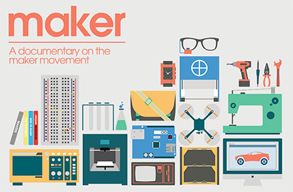 Fab Lab XCHC presents: Maker the Movie