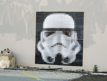Stormtrooper street are by Mark Catley