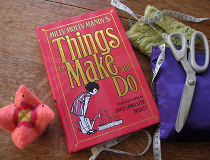 Cover of Milly-Molly-Mandy's Things to Make and Do