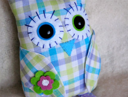 Stella the hooty hoo by Mushymoo