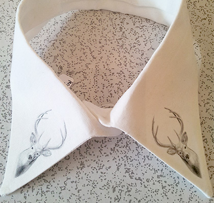 COLLARS - Swallow, Deer, Crown or Butterfly