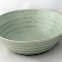 Celedon Breakfast Bowl by Peter & Kirsty