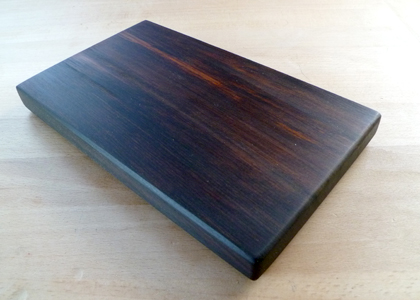 prize draw chopping board