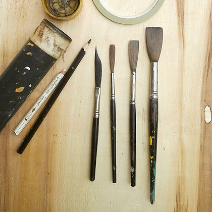reclectica brushes