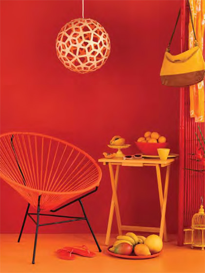 Paint colour trends for 2012 from Resene