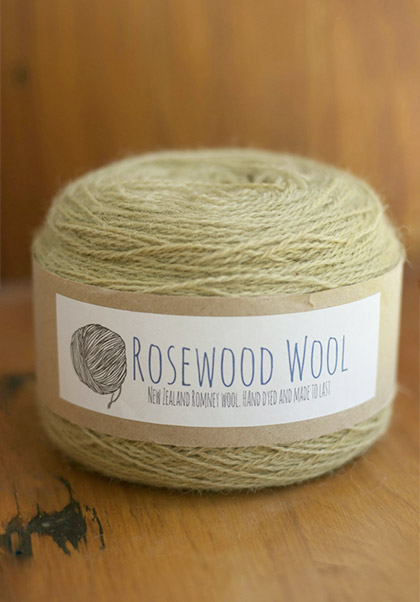 My She's Grown 100gm 3 ply by Rosewood Wool