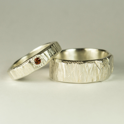 Beautiful rings for a special day