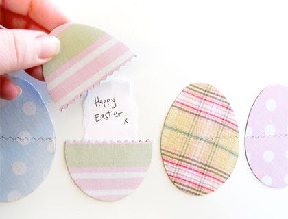 Special edition Easter Egg magnets by Tinch Design Studio