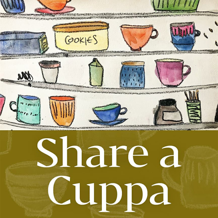 Share a Cuppa, August–September 2020