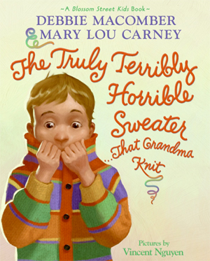 The Truly Terrible Horrible Sweater ...That Grandma Knit
