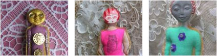 WHSKR art dolls