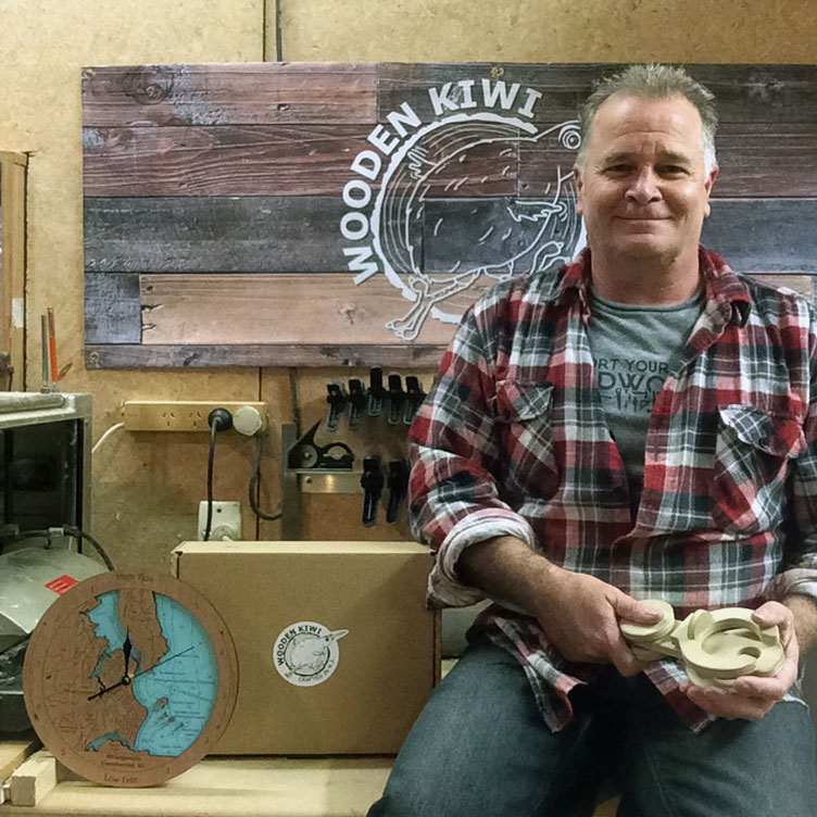 Time, tide, and timber: the Kiwi woodworker inspired by Aotearoa's surf spots