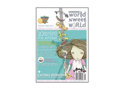 World Sweet World issue #5 cover