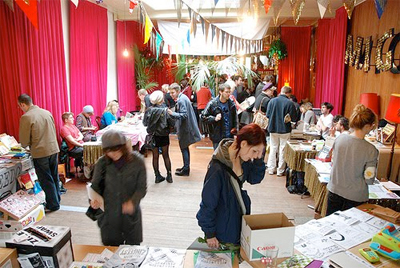 Wellington Zinefest, Saturday 20 November