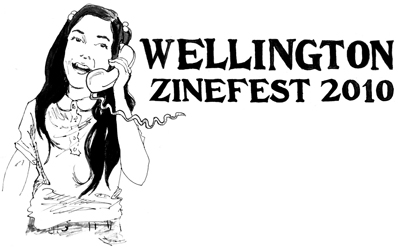 Wellington Zinefest 2010, Saturday 20 November
