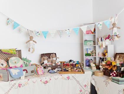 Elizabeth's Zippitydoodah studio